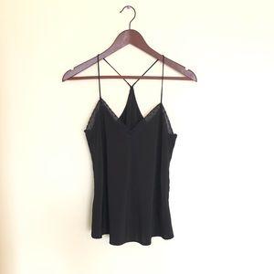 Zara Camisole Style Triangle Top